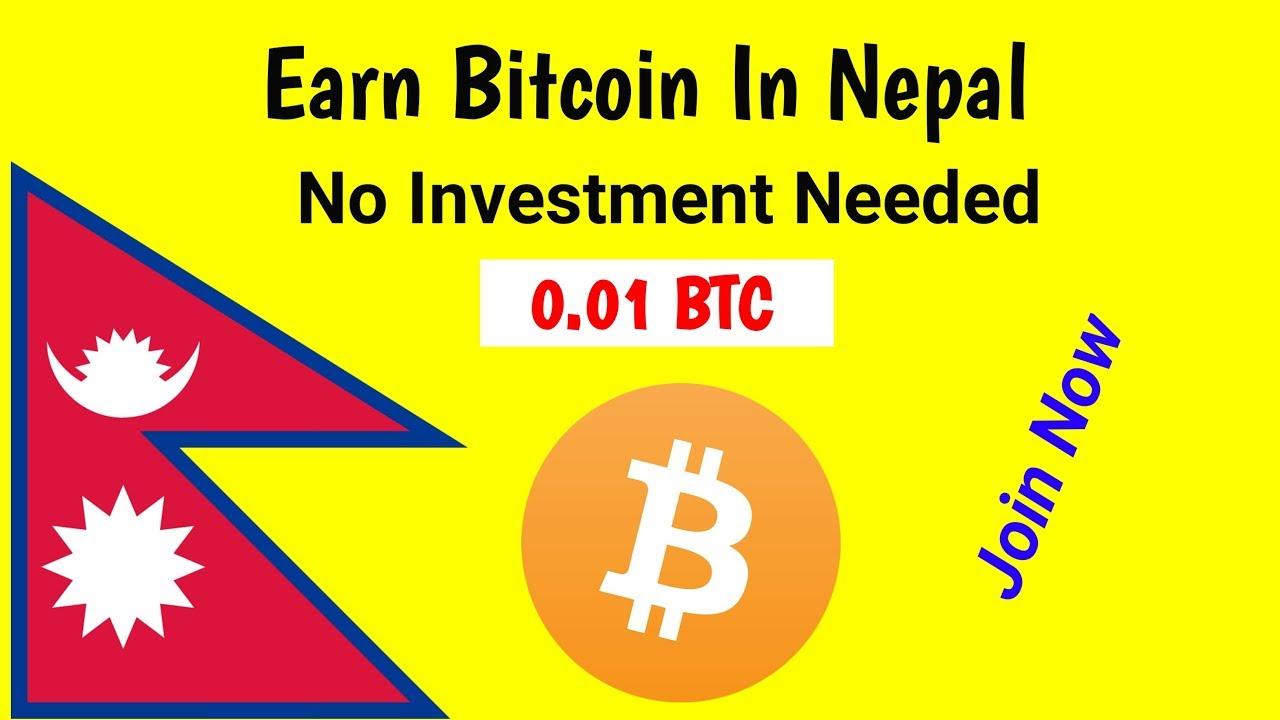 bitcoin nepál bitcoin jelzálogbetegség