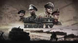 Hearts of Iron IV - Дебютный трейлер
