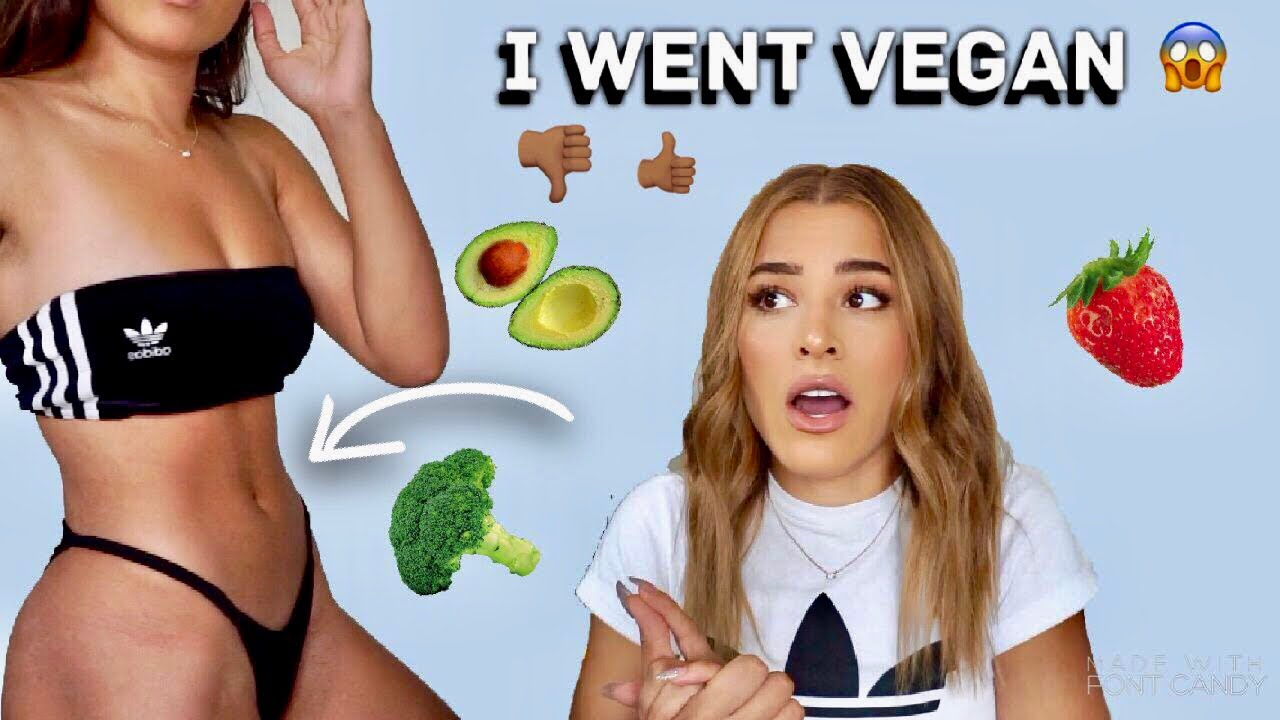 I WENT VEGAN FOR 2 WEEKS AND THIS HAPPENED