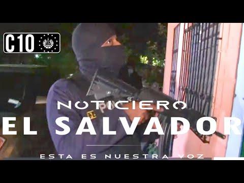 Noticiero El Salvador 1 de Mayo