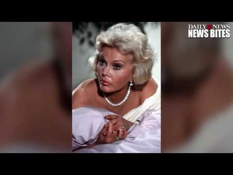 Zsa Zsa Gabor, the Hungarian beauty dead at 99