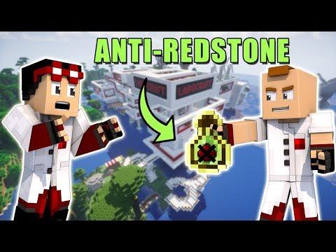 IL POSSÈDE L'ARME ANTI REDSTONE ! Minecraft RP thumbnail