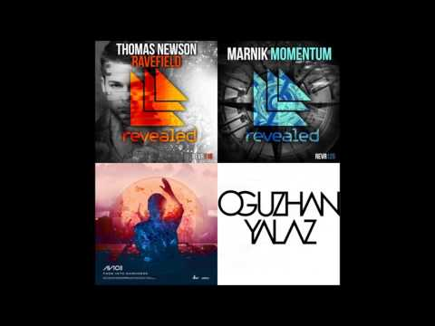 Thomas Newson Vs Marnik Vs Avicii - Fade Into Momentum (Oguzhan Yalaz MashUp)