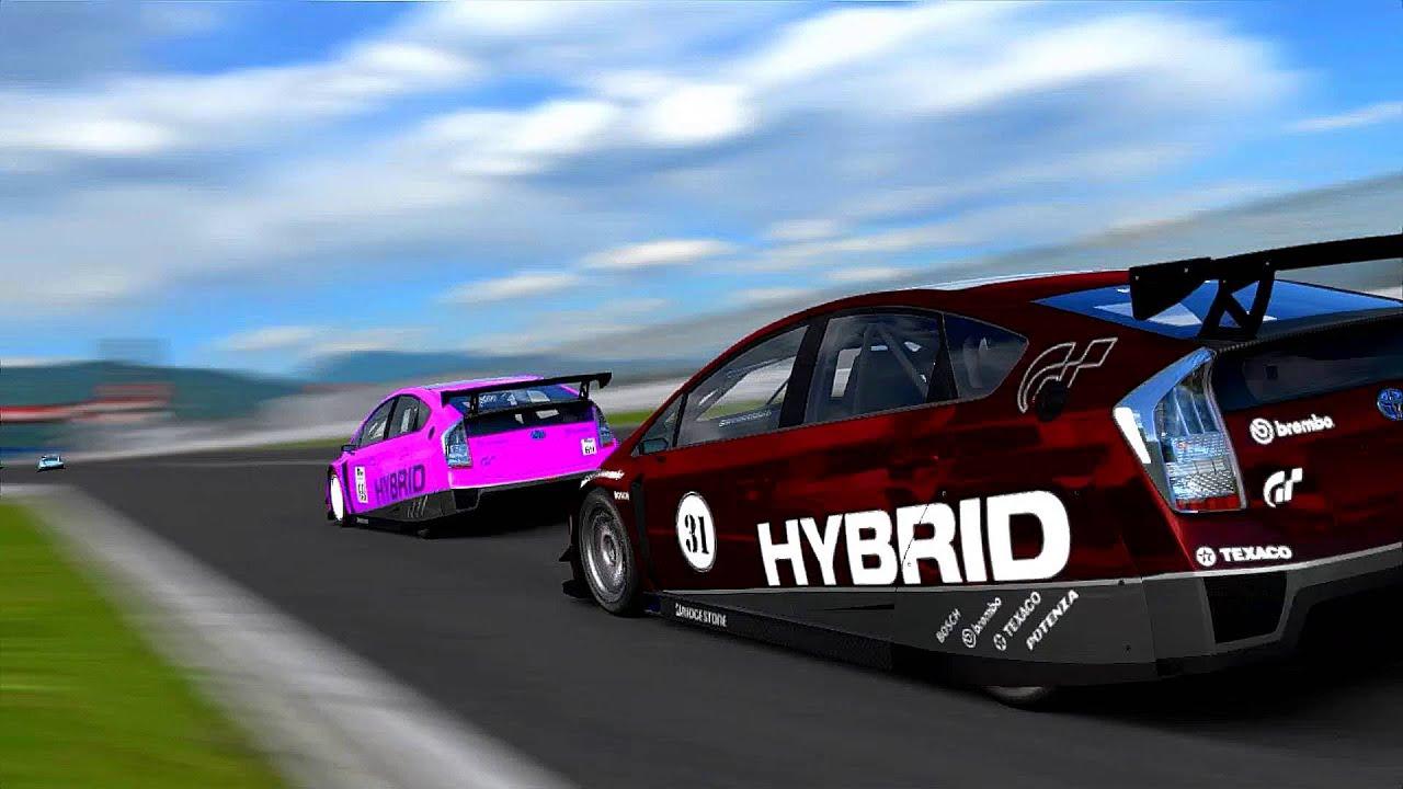 Toyota Prius Touring Car Fuji Sdway F