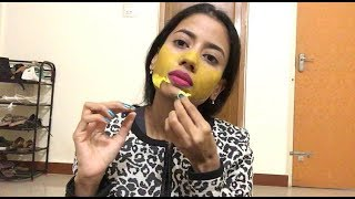 Remove Facial Hair Instantly with any Peel Off Mask.!! 🙅🏻NO GELATIN🙅🏻