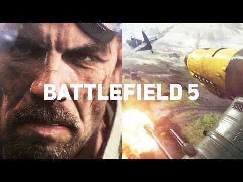 Battlefield 5. Первый
