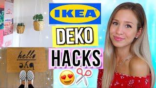 EINFACHE IKEA DEKO DIY's  & HACKS ✂️Do it yourself IKEA 2019 - Cali Kessy
