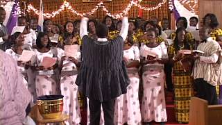 Tema Youth Choir and Good shepherd Methodist Church in Worcester for upload 10
