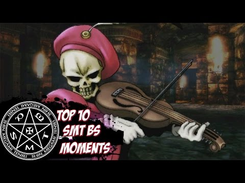 Top 10 Shin Megami Tensei BS Moments with Sirlionhart!
