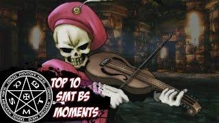 Top 10 Shin Megami Tensei Bull Shit Moments with Sirlionhart!
