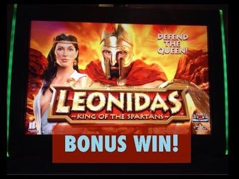 Leonidas slot machine casino tycoon скачать