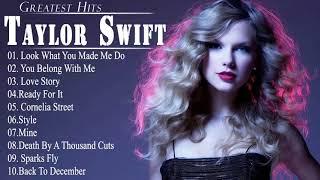 テイラー・スウィフトBESTソングメドレー Taylor Swift hit songs medley
