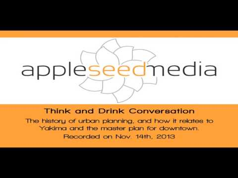 November 2013 Think and Drink Introduction: A History of Urban Planning