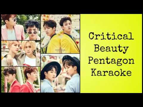 Pentagon  -  Critical Beauty Karaoke