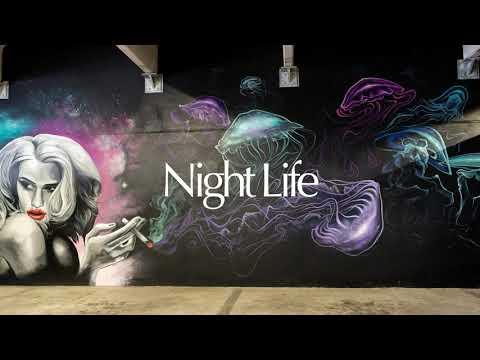 """Night Life "" - Trap/Reggae/Dub - Instrumental (beat) Prod. Z-Wes"