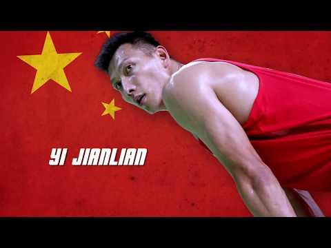 China's Yi Jianlian - Mixtape