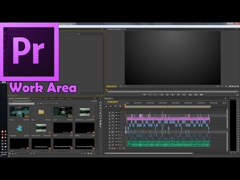 Adobe Premiere Pro CC: How to Get Your Work Area Back