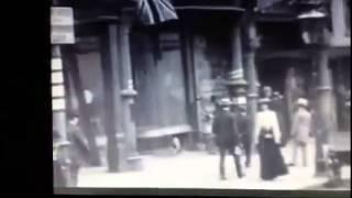 Nottingham tram ride 1906