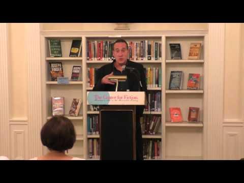 CFA Master Class: Joseph Finder Part 2
