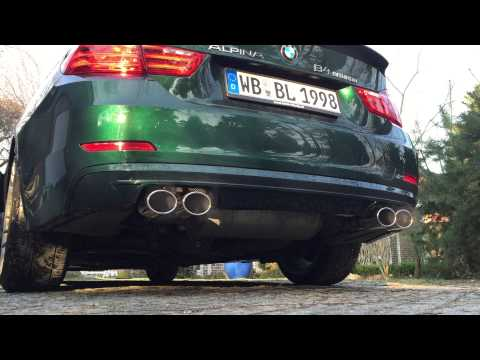 Here is a Sound Compilation of the Alpina B4 Biturbo Coupe.