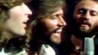 Bee Gees - Too Much Heaven (Sub. Español + Lyrics) Official Video