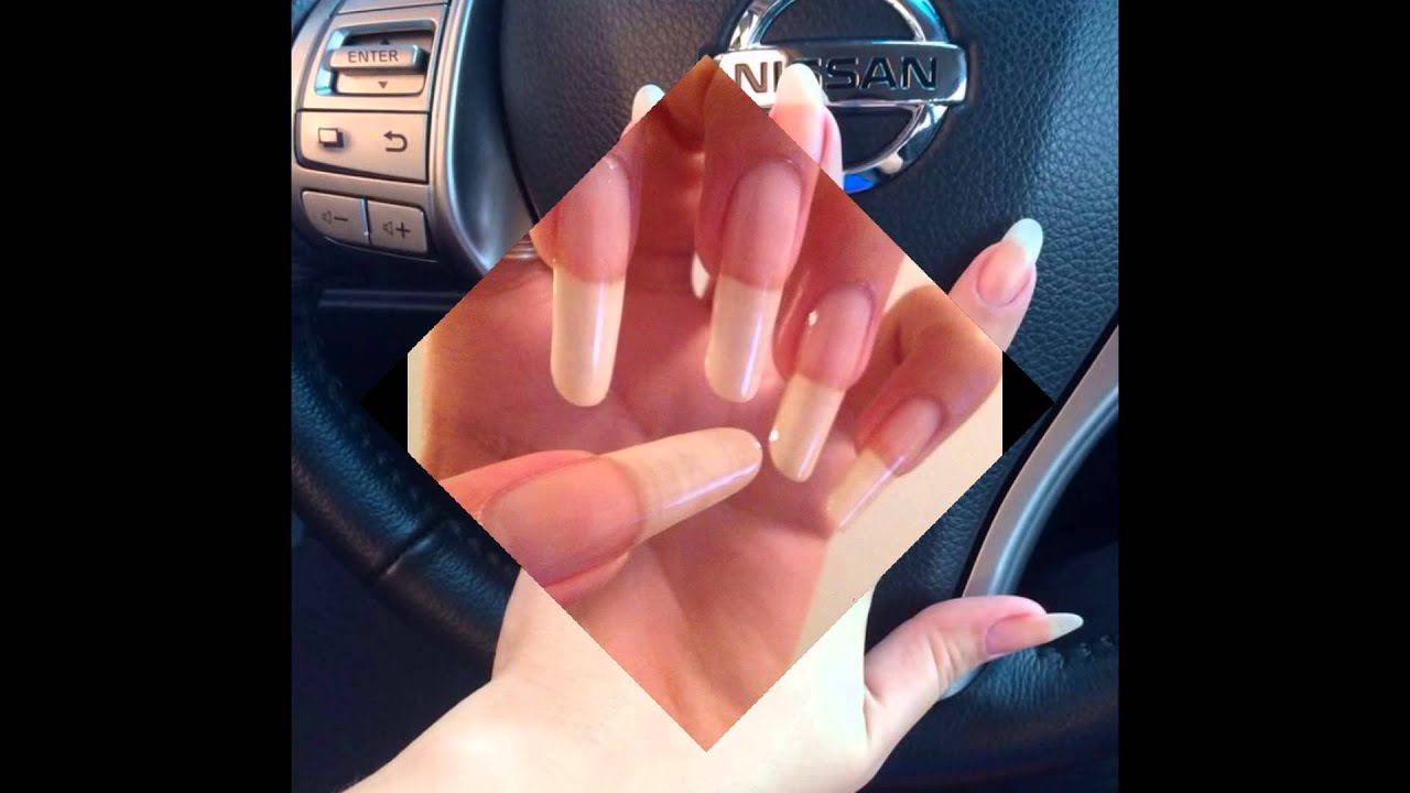 nail salon prices near me - YouTube