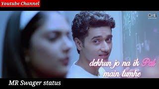 Tera Fitoor Song Whatsapp Status Video 2018 - Genius | Arijit Singh | Himesh Reshammiya