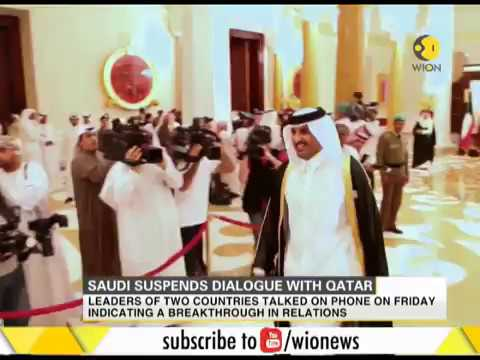 Saudi suspends dialogue with Qatar accusing it of distorting facts