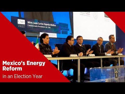 Mexico's Energy Reform