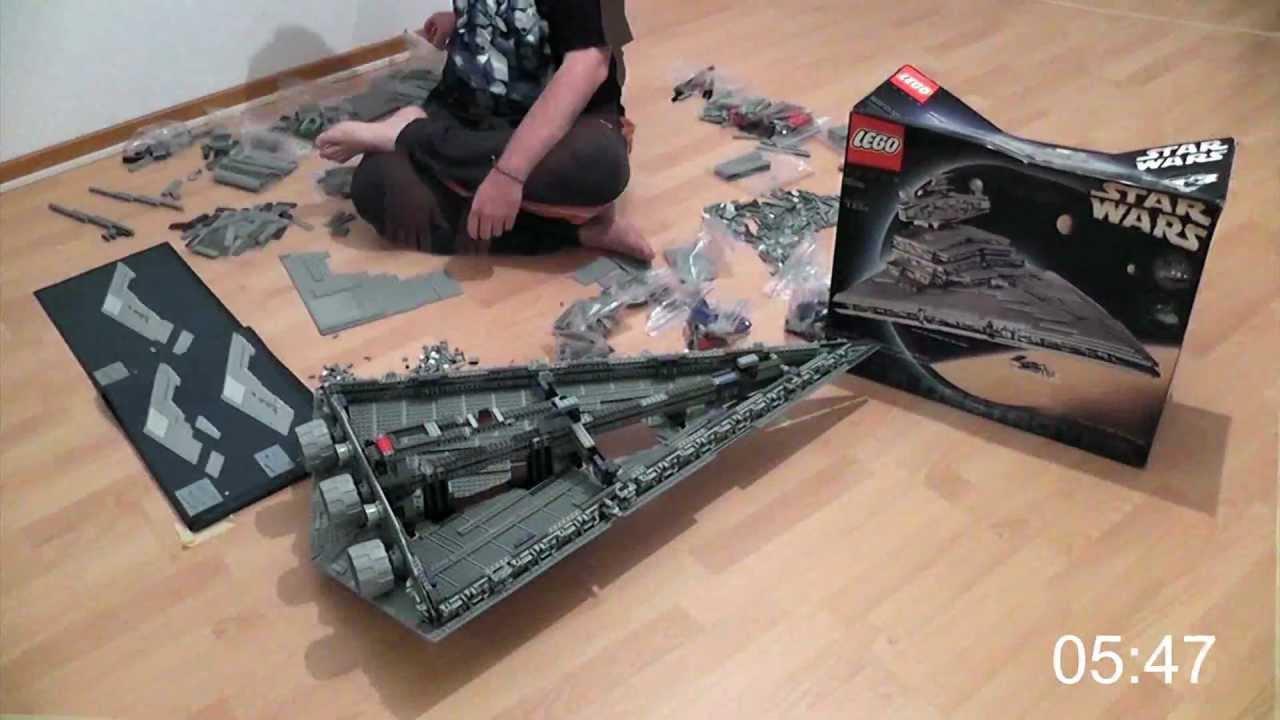 custom lego star destroyer instructions