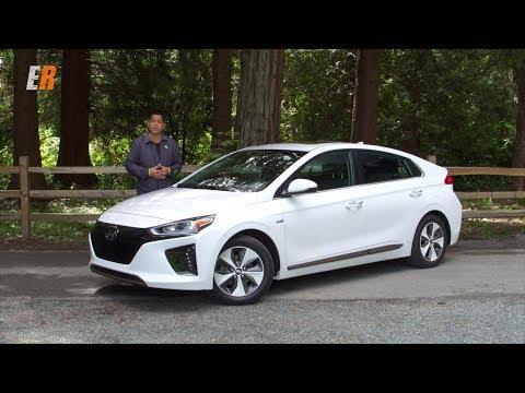 2017 Hyundai Ioniq EV Review