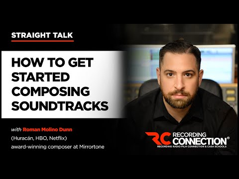 How to Get Started Composing Soundtracks