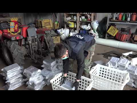 Sequestrati 527 Kg Di Cocaina