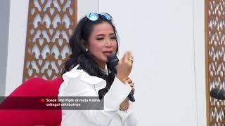 RUMPI -Gugat Cerai Gracia Indri, Gugatannya Dibatalkan PN Bandung (07/12/2017) Part 1