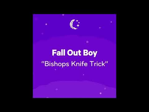 Bishops Knife Trick (Fall Out Boy) - Sparrow Sleeps Music Box Edition