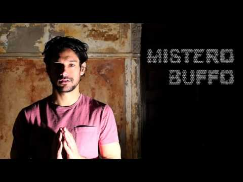 Mistero Buffo by Dario Fo | Adaptation by Panos Vlahos & Lyt