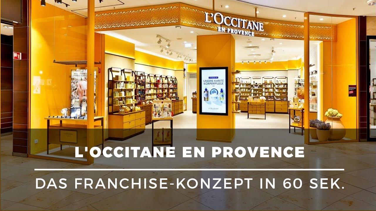 Eigene Loccitane Boutique Eröffnen Das Franchise Konzept In 60