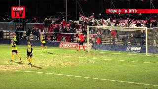 FC United of Manchester vs Halesowen Town - 24/02/15 - Highlights