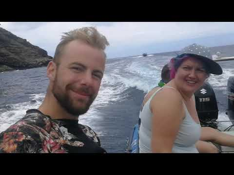 Vlog: Climbing Jacob's Ladder on St Helena Island