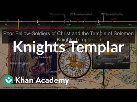 Knights Templar | World History | Khan Academy