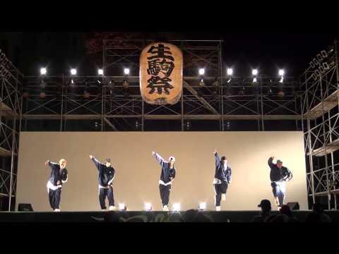 生駒祭 2012/11/3 fanXeed boyz n the hood