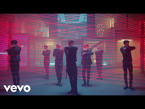 MONSTA X - 「Alligator-Japanese Ver.-」Music Video