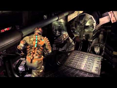 Dead Space Playthrough Pt. 5 - Ship Repair