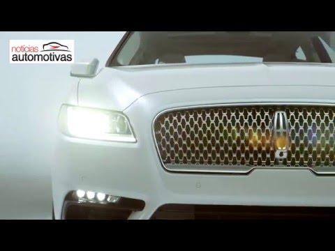 Lincoln Continental 2017 - NoticiasAutomotivas.com.br