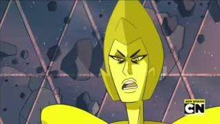 Steven Universe - Yellow Diamond - Message Received - Clip