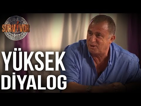 Fatih Terim Survivor Yorumu | 61.Bölüm | Survivor 2017