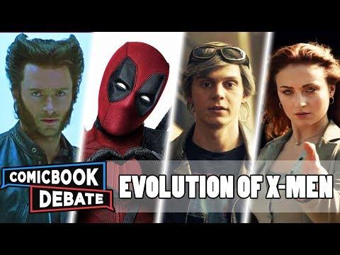 Evolution of Fox's X-Men Franchise in 14 Minutes (2019)