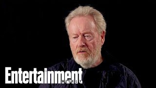 Ridley Scott Opens Up About Reshooting 'All The Money In The World' | Entertainment Weekly