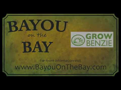 2016 Bayou on the Bay: Blues & Zydeco Picnic in the Park- August 13, Frankfort MI