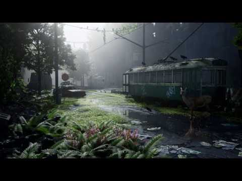 Here is what The Last of Us could have looked like in Unreal Engine